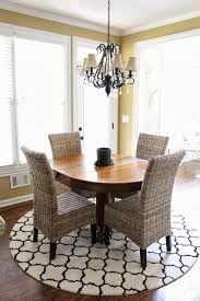 Rugs Kitchen Best 25 Rug Under Dining Table Ideas On Pinterest Living Room