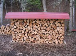 Free Firewood Shelter Plans by How To Build A Firewood Rack Cheap And Easy