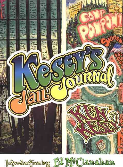 Image result for kesey's jail journal
