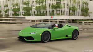 Lamborghini Huracan 2016 - 2016 lamborghini huracán lp 610 4 spyder green in miami front