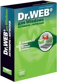 Dr.Web for Windows Workstations (антивирус + антиспам) 4.44.1.10200 русская версия