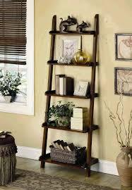 5 tier leaning shelf living room pinterest leaning shelves