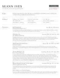 Best Software Engineer Resume by Best Resume For Experienced Software Engineer Resume For Your