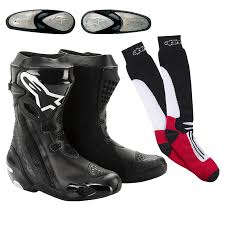 high heel motorcycle boots alpinestars supertech r motorcycle motorbike race boots free socks