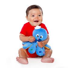 amazon com baby einstein octoplush baby