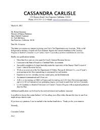 Sample Cover Letter Email How To Write