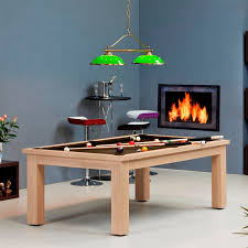 contemporary pool table convertible dining tables commercial