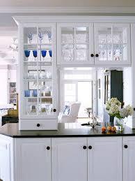 Best  Glass Kitchen Cabinet Doors Ideas On Pinterest Glass - Kitchen cabinet with glass doors