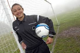 Chelmsley Wood teenager Abbie Taylor on being a Sunday league ... - Abbie%20Taylor-262594