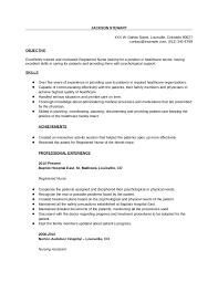 Sample Rn Resume 1 Year Experience by Nursing Resume Free Nurse Resume Examples Medical Clerk Sample
