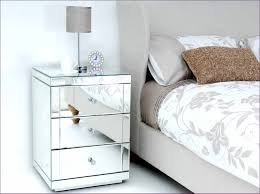 Mirrored Desk Target by Bedroom Unfinished Furniture Nightstand Glass For Nightstand