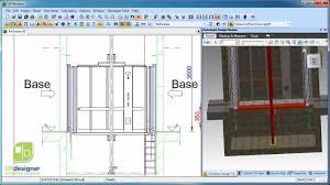 digipara liftdesigner cad software to design elevators youtube