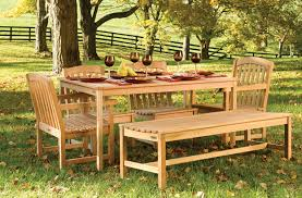 Best Wood Patio Furniture - best solid teak wood outdoor furniture by marmol radziner for