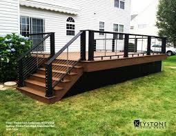 backyard decks and patios ideas 24 best backyard images on pinterest deck stairs stone patios