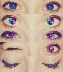 white contact lenses halloween galaxy eyes colored contacts i want them would you wear these