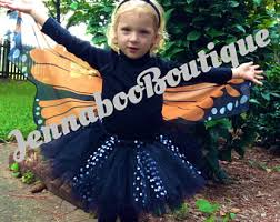 Wings Halloween Costume Butterfly Costume Etsy