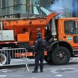 More than 80 dump trucks will protect NYC Thanksgiving parade