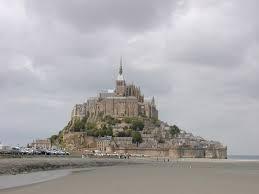 vue aerienne du MontSaint Michel
