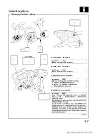 honda civic 1993 5 g workshop manual
