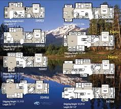 Jayco Camper Trailer Floor Plans Best 5th Wheel Floor Plans Fifth Wheel Floorplans Camping