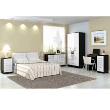 Diy Bedroom Set Plans Accessories Splendid Combination Gothic And Minist Black White