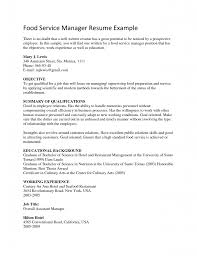 Best Resume For Hotel Management by Sample Resume For Hotel Management Job Resume For Your Job 14