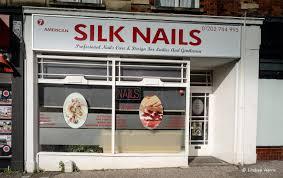 silk nails lower parkstone poole dorset