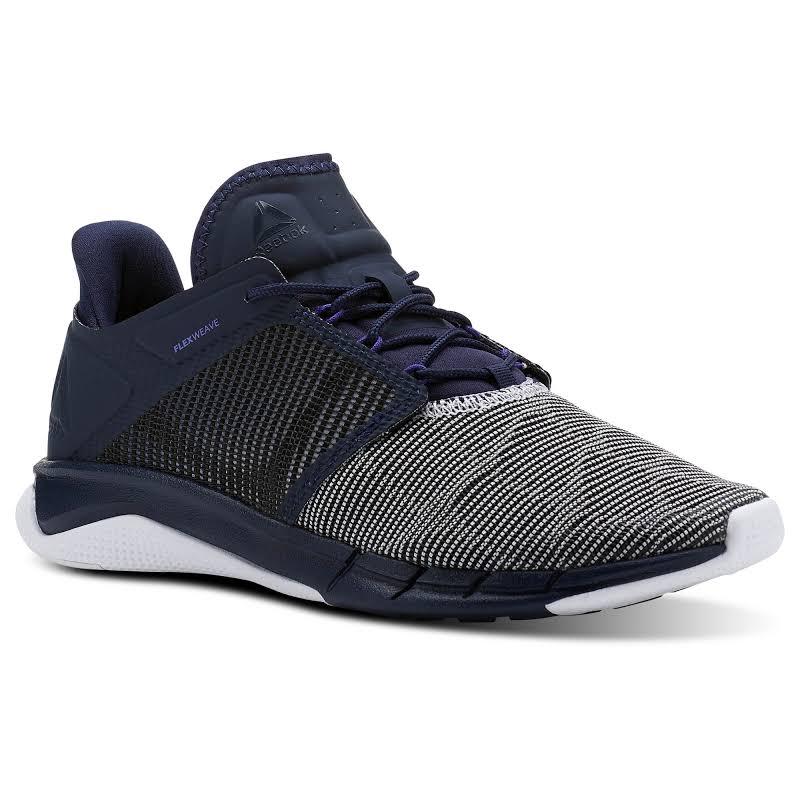 Reebok Fast Flexweave Blue Running Shoes