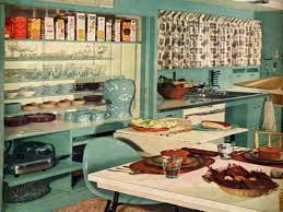 1950 Kitchen Cabinets 28 Retro Kitchen Decorating Ideas Retro Kitchen Kitchens