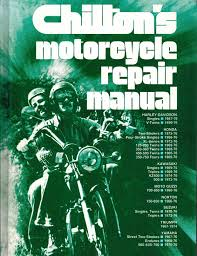 chilton u0027s motorcycle repair manual alan f turner 9780801965098