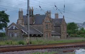 Belford (Northumberland) railway station