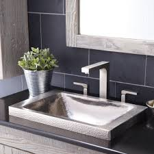 classy nickel trough sinks of exciting replace your trough sink