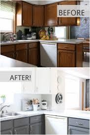 Backsplash For Kitchen Ideas Best 25 Cheap Kitchen Updates Ideas On Pinterest Cheap Kitchen