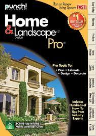 Home Design Pro Download by Amazon Com Punch Home Landscape Pro Version 17 Software