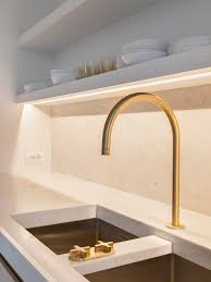 Design House Kitchen Faucets Obumex Present Day Kitchen Gold Marble Detail Obumex
