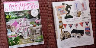 Period Homes And Interiors Magazine Megan Price Designs Mr Ps Press