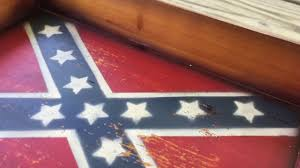 Rebel Flag Home Decor by Rebel Flag Wooden Tray Youtube