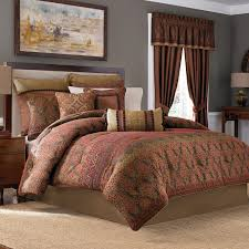 Red King Comforter Sets Bedroom Paisley Comforter Paisley Sheets Pastel Paisley Bedding