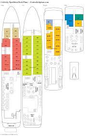 Laundromat Floor Plan Celebrity Xpedition Deck Plans Diagrams Pictures Video