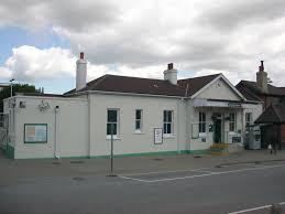 Lancing railway station
