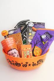 Halloween Gift Basket by How To Boo U2014 Hello Honey