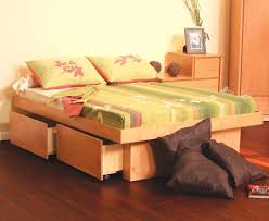 How To Build A Full Size Platform Bed With Drawers by Bedroom Perfect Combination For Your Bedroom With Queen Size