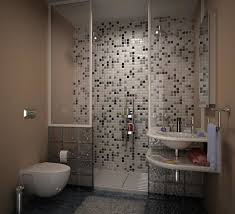 Beige And Black Bathroom Ideas Bathroom Picture Of Small Modern Bathroom Design Using Black