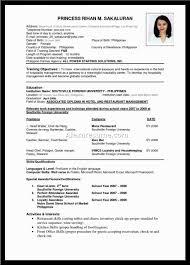 standard resume format for freshers sample resume format for mechanical engineering freshers filetype 9181278 resume for fresher mechanical engineer sales mechanic lewesmr