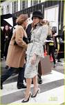 Carrie Bradshaw and her Doppelganger Sarah Jessica Parker by
