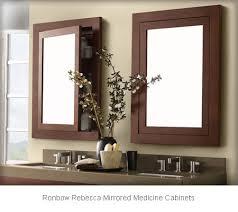 Mirrored Medicine Cabinet Doors by Bethroom Mirrors U0026 Medicine Cabinets Frank Webb Home