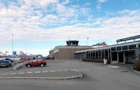 Stokmarknes Airport, Skagen