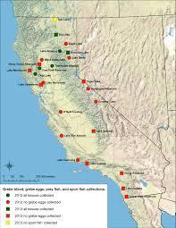 California Maps California Lakes Map California Map