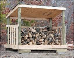 Free Firewood Shelter Plans by 115 Best Fire Wood Storage Sheds Etc Images On Pinterest