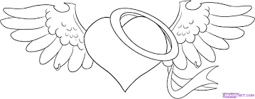 hearts with wings free download clip art free clip art on